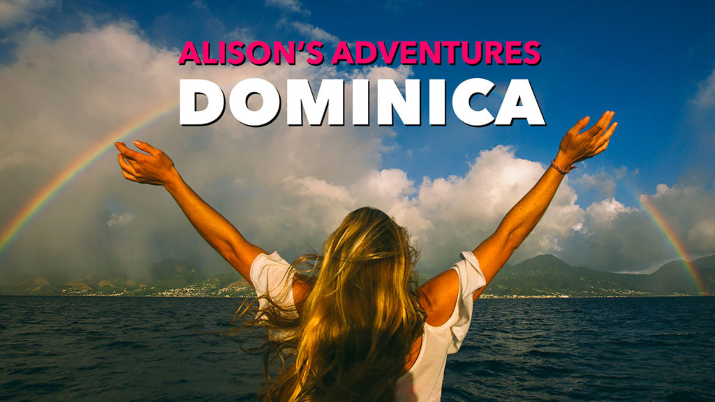 Alison's Adventures in Dominica