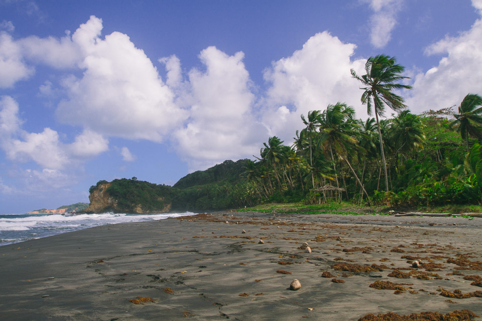 Number One Beach, Dominica