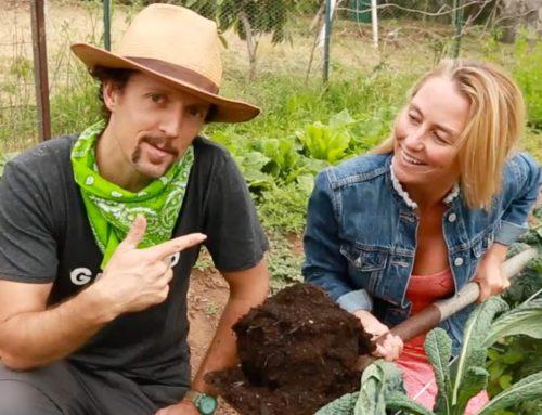 Composting with Jason Mraz