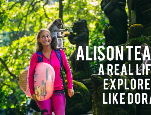 Alison Teal – A Real Life Explorer Like Dora!